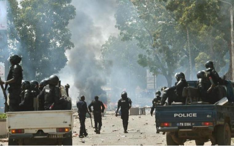 Sudah Ada 480 Warga Tewas Dalam Serangan di Burkina Faso Sejak Mei