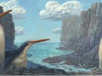 fosil pinguin purba
