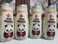 susu asia panda